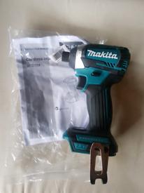 Makita DTD 154Brushless Cordless