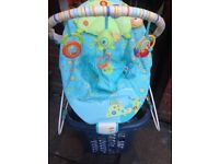 Baby bouncer free to collector