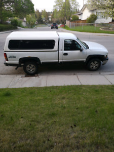 Truck for sale $1000 obo