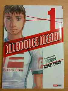 All Rounder Meguru Tome 1
