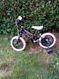 """14""""wheels hello kitty bike delivery available"""