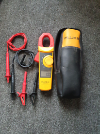 Fluke 333 electrical tester