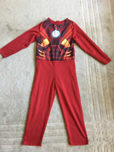 Halloween costumes Super Hero 4-7 year old