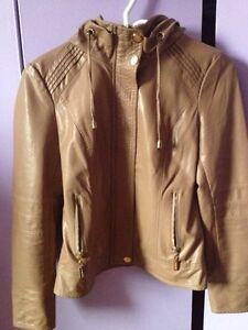 Women's jacket (PU leather )size/XS