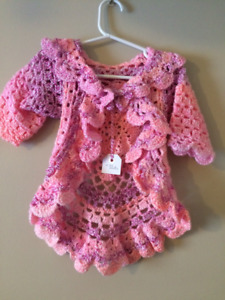 Unique Hand Made Toddler Sweaters