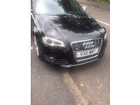 Audi A3 s3 replica 2011 swap part ex