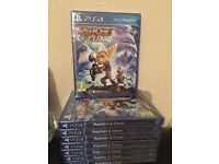 RATCHET & CLANK - BRAND NEW & SEALED FOR PLAYSTATION 4 - PS4