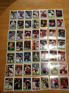 For Sale: Topps 1990-91 Hockey Cards (Lot of 271 Cards) Sarnia Sarnia Area image 1