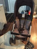 Baby trend/ sit and stand double stroller