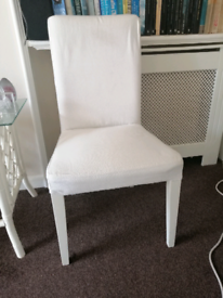 IKEA HENRIKSDAL dining chairs £20 each