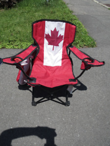 Toddler Lawn Chair /  Camping Chair