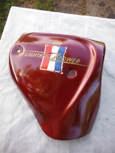 1968 1969 ?? BSA 650 Lightning Right Side Cover