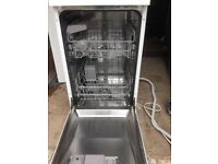 Bosch slim dishwasher in mint condition must be seen