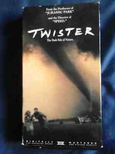 Twister - VHS Movie
