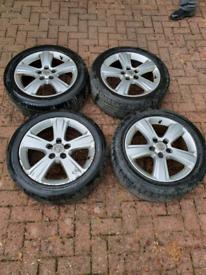 """Vauxhall alloy wheels 17"""""""