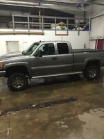 2007 GMC 2500 Diesel very clean