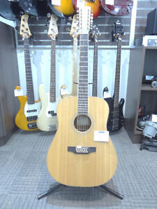 """Larrivee 12 String Acoustic/Electric """"D03-12"""" With Case - USED"""