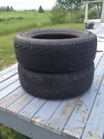 Pneus a vendre / Tires for sale *Michelin* 185/65/R14