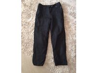 Ladies Motorcycle Trousers, Size 12
