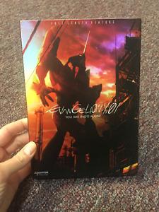 Neon Genesis Evangelion DVD