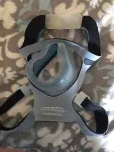 ~Slightly Used~ Respironics ComfortGel Full Face Mask $50 Peterborough Peterborough Area image 1