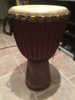 Djembe XL for sale barely used