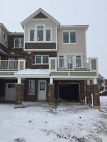 New Mattamy Townhome FOR RENT