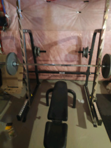 Bench Press Safety Bars Kijiji In Ontario Buy Sell Save With
