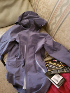 Womens Arcteryx Jacket