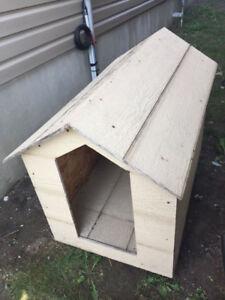 Custom Built Dog House