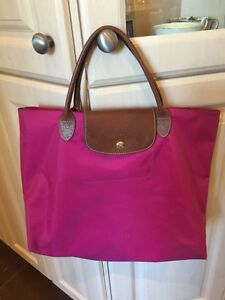 Authentic Pink Longchamp
