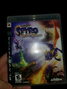 Spyro for ps3