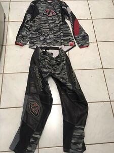Troy lee designs Supermoto jersey and pants