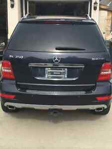 2011 Mercedes-Benz M-Class Ml350 bluetech SUV, Crossover
