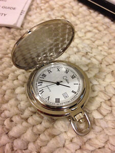 Colibri Pocket Watch ~ brand new!
