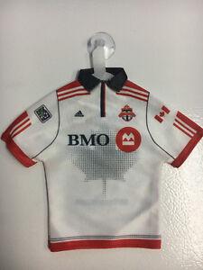 Mini sports jerseys - TFC and NHL