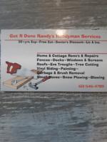 Get R Done Handyman Services
