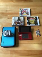 Nintendo 3DS + 3 Awesome Games