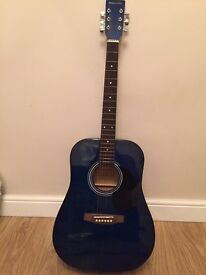 Westville full size acoustic guitar