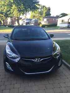 2012 Hyundai Elantra Sedan