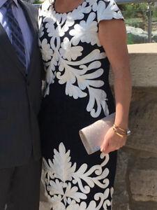 Mother of the groom dress, Frank Lyman Event dress,