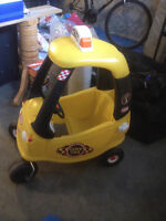 Ride on yellow taxi immaculate condition $50.00