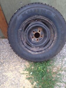 Winter Tires for sale used one season! Moving and must sell!