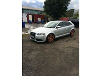 Audi A3 s-line clean we car may swap why?