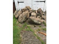 XL rockery stones