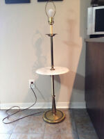 Table & Lampe *** Table & Lamp