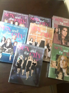 Sex and the City all seasons