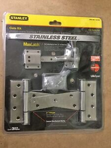 Stainless Steel Gate Hardware New