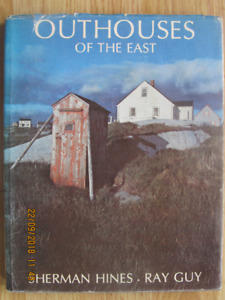 SHERMAN HINES – Outhouses of the East 1978 (Signed)
