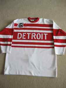 Detroit Red Wings - Vintage Jersey - NEW Kitchener / Waterloo Kitchener Area image 1
